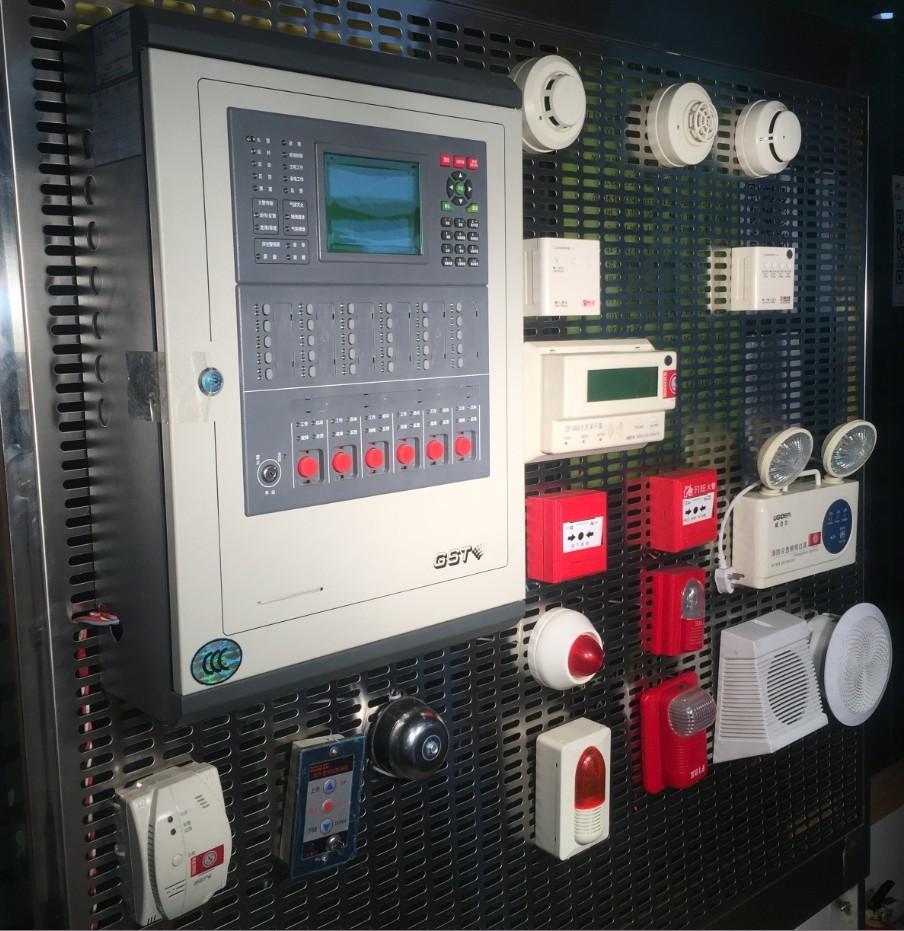 【24小时免费开放】消防控制室-初,中级建(构)筑物消防员实际操作体验