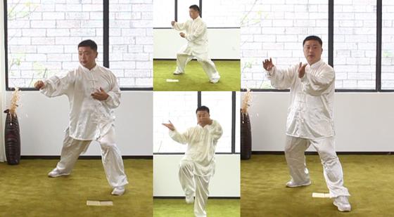 南京洪传陈式太极拳42式内部教学视频(详解)